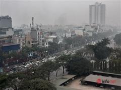 Dự báo thời tiết ngày mai 22/1, nơi nào ô nhiễm không khí nặng nhất?