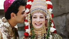 [ẢNH] Những trang phục cưới truyền thống đẹp và độc đáo trên khắp thế giới