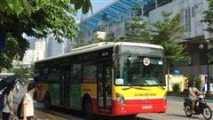 Điều chỉnh lộ trình 19 tuyến buýt từ ngày 25-1 đến ngày 2-2