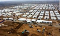 Trung Quốc gấp rút hoàn thiện 'bệnh viện dã chiến' hơn 4.000 giường phòng dịch