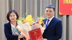 Tân Phó Ban Tổ chức Thành ủy Hà Nội là ai?