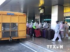 Dịch COVID-19: Việt Nam có thêm 2 ca mắc mới, đã được cách ly ngay