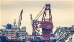 Một con tàu Nga Mỹ cũng... trừng phạt vì Nord Stream 2