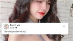 Quỳnh Mai chia sẻ tâm trạng háo hức chuẩn bị làm MC VCS, nhưng nội dung chính của bài đăng lại làm fan 'ngộp thở'