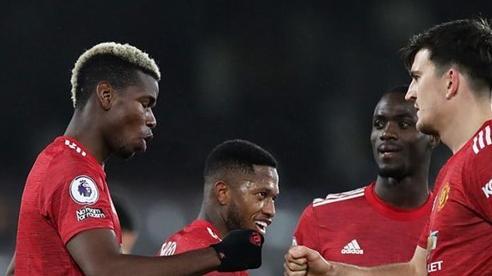 Pogba hóa người hùng, Man Utd ngược dòng bản lĩnh để đòi lại ngôi đầu