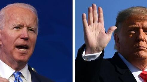 Trung Quốc dịu giọng với TT Biden, giáng đòn loạt thân tín của ông Trump