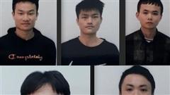 5 người Trung Quốc nhập cảnh trái phép vào Quảng Ninh, đi đến TP.HCM rồi về Kon Tum mới bị phát hiện