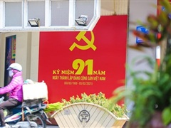 'Đại hội XIII - Dấu mốc mới trong quá trình phát triển của Đảng'
