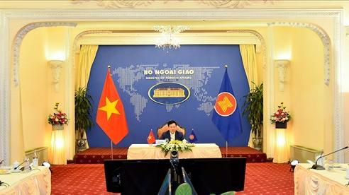 ASEAN 2021: 'Chúng ta quan tâm, Chúng ta chuẩn bị, Chúng ta thịnh vượng'