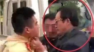 Xử lý nghiêm Chi Cục trưởng say xỉn, túm áo CSGT Tuyên Quang
