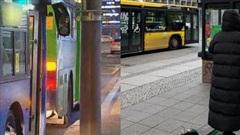 Mặc chiếc áo 'làm mưa làm gió' xứ Hàn, cô gái tử vong thương tâm dưới bánh xe buýt