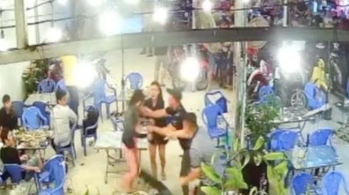 Hỗn chiến trong quán nhậu ở Sài Gòn, năm người bị thương