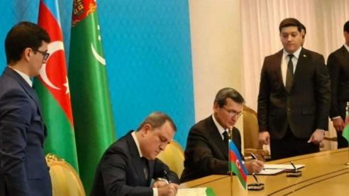 Turkmenistan và Azerbaijan chấm dứt tranh chấp dầu khí ở Biển Caspi
