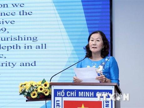 Thành phố Hồ Chí Minh: Họp mặt kỷ niệm Quốc khánh Australia