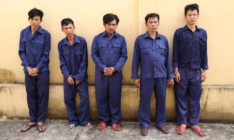 Tây Ninh: Phá đường dây đưa người qua biên giới trái phép