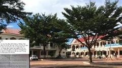 Mượn bằng THPT đi dạy 25 năm, một giáo viên ở Đắk Lắk bị buộc thôi việc