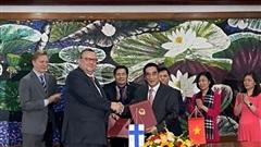 Phần Lan dành hơn 100 triệu USD cho các dự định đầu tư công tại Việt Nam từ năm 2021