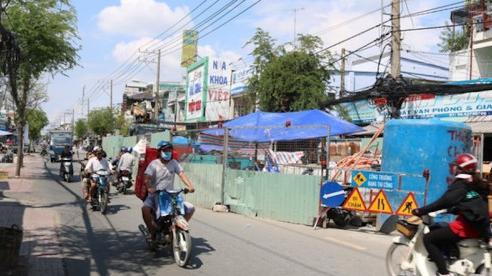 Tạm ngưng thi công các công trình đào đường trong dịp Tết Nguyên đán Tân Sửu năm 2021