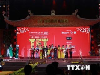 Thành phố Hồ Chí Minh tổ chức khai mạc Lễ hội Tết Việt 2021