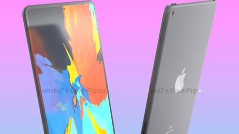iPad giá rẻ 2021 của Apple sẽ có thiết kế siêu sang, trang bị cảm biến vân tay dưới màn hình