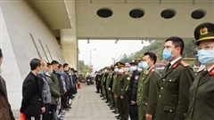 Trao trả công dân Trung Quốc nhập cảnh trái phép mùa dịch Covid-19