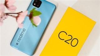 Realme C20 ra mắt: Màn hình 6,5 inch, pin 5.000 mAh, camera AI, giá 2,69 triệu đồng
