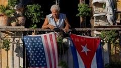 Cuba gửi gắm hy vọng 'phá băng' vào chính quyền Tổng thống Mỹ Joe Biden