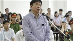 Hôm nay, ông Đinh La Thăng hầu toà lần thứ 4