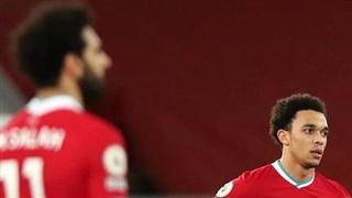Liverpool thua đau Burnley, lún sâu vào khủng hoảng