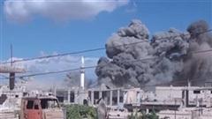 Nga dùng bom chính xác đánh thẳng vào sào huyệt phiến quân