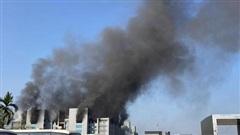 Cháy nhà máy sản xuất vaccine lớn nhất thế giới, 5 người thiệt mạng