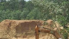 Bình Định: Khai thác đất 'nhầm' vị trí, doanh nghiệp bị phạt hơn 2 tỷ đồng