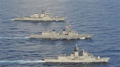 Biển Đông: Nhật Bản gia tăng ép lên Trung Quốc