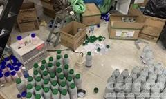 Công an TPHCM: Phá đường dây sản xuất thuốc bảo vệ thực vật giả quy mô lớn