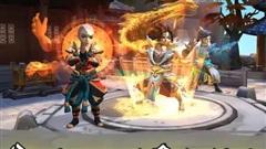 Tân Minh Chủ - Game siêu phẩm - Quà cực phẩm: FREE bộ 3 Thiên Long, lần đầu chiêu mộ x10 'tẹt ga', miễn phí thể lực trọn đời