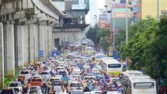 Hà Nội thu phí môi trường và ùn tắc giao thông nội đô