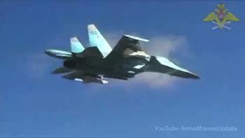 Tình hình chiến sự Syria mới nhất ngày 22/1: Nga thả bom xuyên bê tông phá hủy hệ thống hầm ngầm của IS