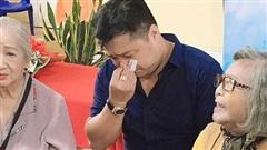 Lý Hùng, Lý Hương khóc khi hoàn thành di nguyện cố NSND Lý Huỳnh