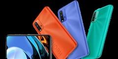 'Siêu phẩm' Redmi 9T ra mắt người dùng với mức giá chưa tới 5 triệu đồng