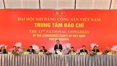 Số đại biểu tham dự Đại hội XIII đông nhất từ trước đến nay