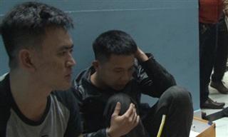 Công an tuần tra đêm, bắt giữ nhóm đối tượng tàng trữ lượng lớn ma túy