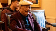 Nhạc sĩ Trần Tiến tươi tắn xuất hiện ở Hà Nội sau tin đồn... đã qua đời