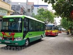 Hà Nội mở thêm 4 tuyến buýt mới vươn ra ngoại thành từ ngày 1/2
