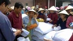 Nghệ An: Hỗ trợ hơn 700 tấn gạo cứu đói dịp Tết Tân Sửu