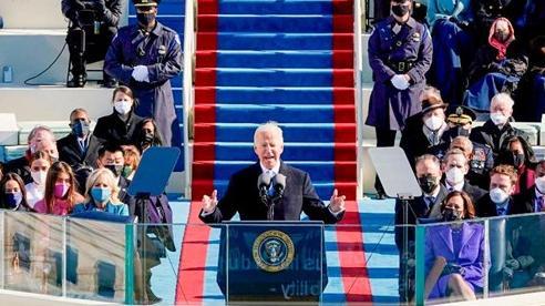Lượng người xem tân Tổng thống Joe Biden nhậm chức vượt cựu Tổng Thống Donald Trump