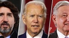 Ông Joe Biden có các cuộc điện đàm đầu tiên trên cương vị Tổng thống Mỹ