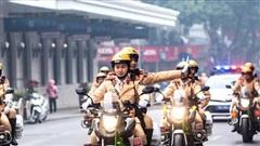 Hà Nội: Phân luồng giao thông mới nhất phục vụĐại hội XIII củaĐảng