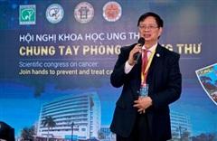Hội nghị khoa học 'Chung tay phòng trị ung thư'