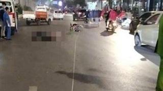 Tin tai nạn giao thông ngày 23/1: Xe máy tông tử vong 2 phụ nữ ở Hà Nội