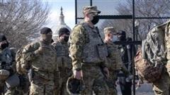 Số vệ binh nhiễm COVID-19 sau lễ nhậm chức của ông Biden có thể lên tới 200 người